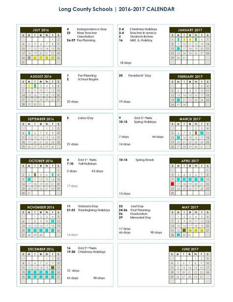school year calendars fort fort stewarthaaf school