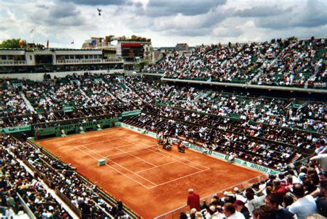 Roland Garros May Refer To