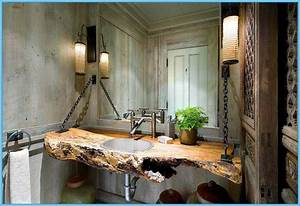 40, Exceptional, Rustic, Bathroom, Designs, Filled, With, Coziness, And, Warmth
