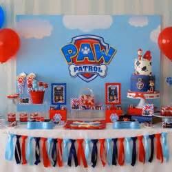 Cake Decoration Ideas Birthday by Best 25 Paw Patrol Birthday Ideas On Pinterest Puppy