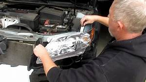 2007 Toyota Camry Headlight Bulb
