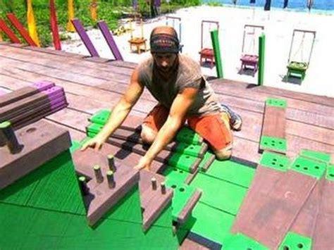 Survivor: Cagayan - Immunity Challenge: Jacob's Ladder ...