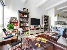 Smart Sophisticated Apartment Remodel by A Tiny Apartment Livable Hgtv