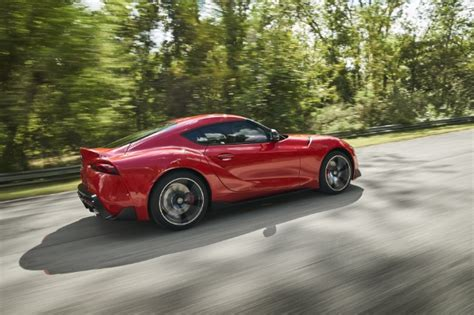 toyota supra  official unveil   hp