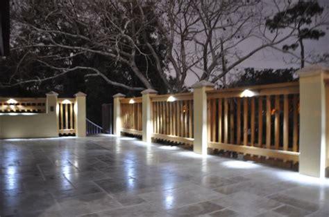 deck lighting kits wood deck led lighting system i lighting llc