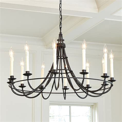 ballard designs lighting collins 12 light chandelier ballard designs