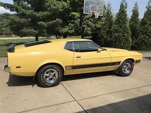 1973 Ford Mustang Mach 1 for Sale | ClassicCars.com | CC-1211879