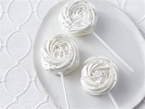 meringue lollipops recipe food network kitchen food
