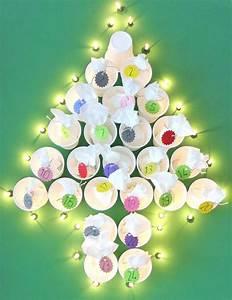 Tannenbaum Selber Basteln : toller adventskalender tannenbaum weihnachtliche diy idee zum nachbasteln dezentpink diy ~ Yasmunasinghe.com Haus und Dekorationen
