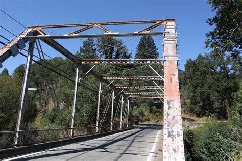 bridgehuntercom davis creek bridge