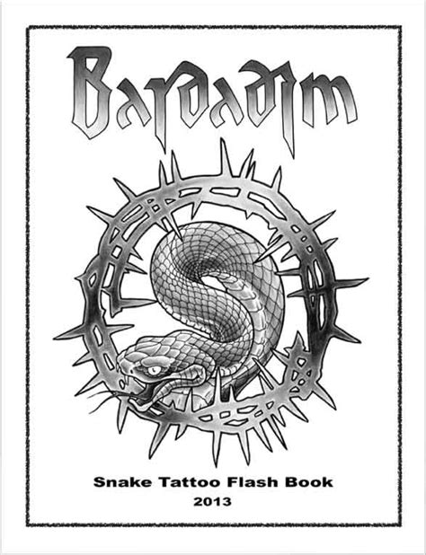 Tattoo Ideas - Tattoo Design Book - Tattoo Books - Bardadim Tattoo NYC