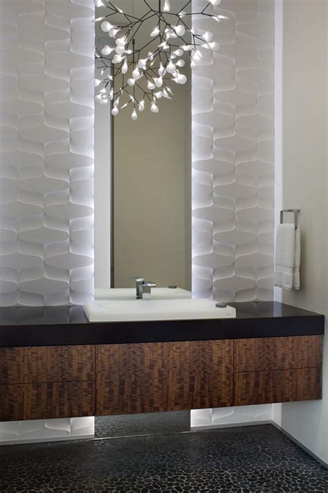 large mirrors for bathrooms best 25 small powder rooms ideas on powder