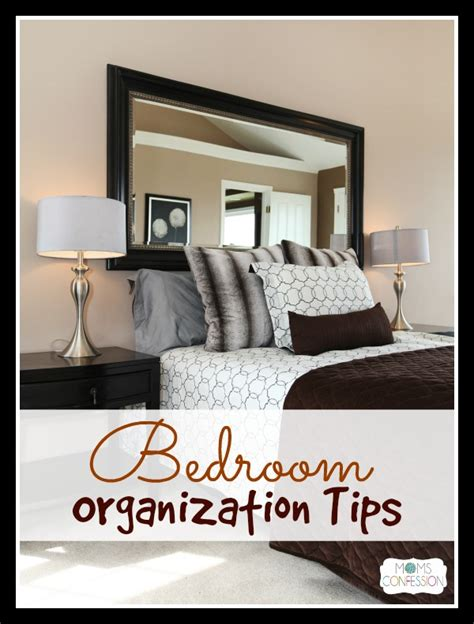 Organizing Tips For Bedroom by Bedroom Organization Tips