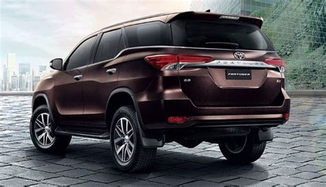 2018 toyota fortuner review specs price release date