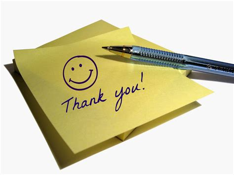 """9 Nottobemissed Steps To A Powerful """"thank You""""  Ministry Best Practices"""
