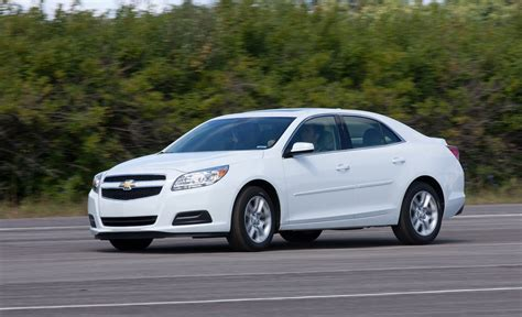2013 Chevrolet Malibu Eco Priced Under ,000