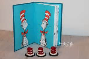 cat in the hat day doodlecraft happy dr seuss day