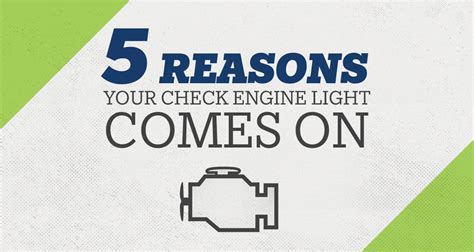 engine light came on 5 reasons your check engine light comes on j tech cdl