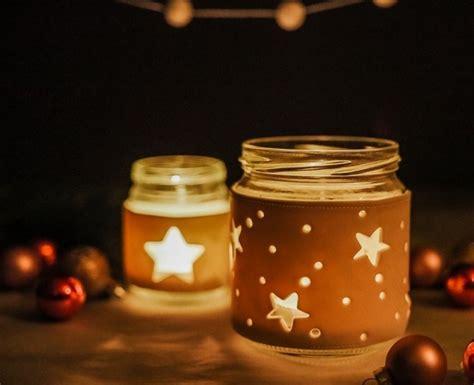 diy christmas jar crafts fimo coatglowing dark