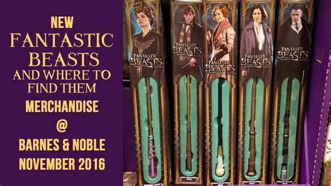 barnes and noble harry potter new fantastic beasts merchandise at barnes noble harry