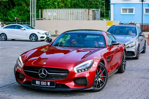 gallery mercedes benz malaysia dream cars amg gt