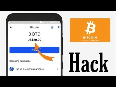 In exchange of mining operation, you can receive a you can easily add wallets. How To Hack Bitcoin Eran App || Bitcoin hack 2020 || Hack ...