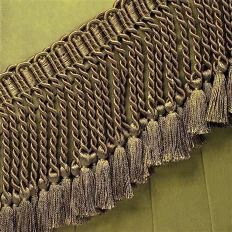 Upholstery Fringe Trim by 6 Quot Bullion Fringe W Tassels Fringe For Sofa