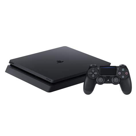 shop ps4 console playstation4 slim 1tb console black