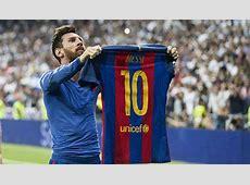 VIDEO La 'joya' de gol y festejo de Messi desde la grada