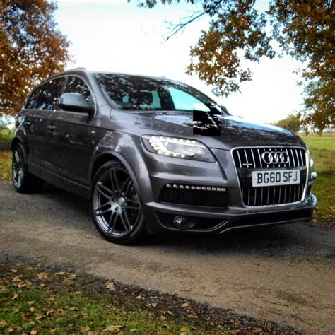 Audi Q7 For Sale by Used 2010 Audi Q7 Tdi Quattro S Line For Sale In Suffolk