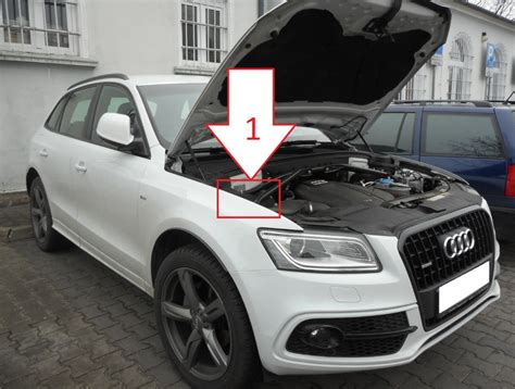 audi vin decoder audi q5 2012 2016 where is vin number find chassis
