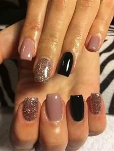 fall nails pedicureideas ten nails gold nails dipped