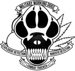 Police K9 Logo Designs
