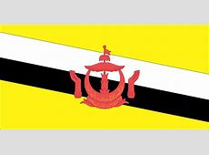 Meaning of Brunei Flag