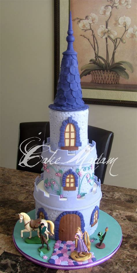 disney princess birthday cake 17 best images about tangled cakes photo gallery on Awesome