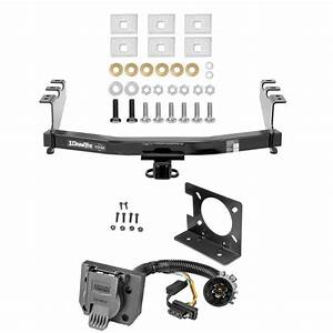 Class 4 Trailer Hitch W   Wiring Kit For 14