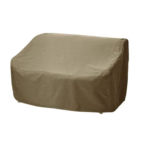 patio loveseat cover brown northshore patio furniture cover for the