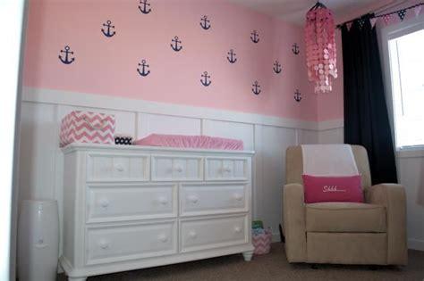 Baby Girl Nautical Nursery