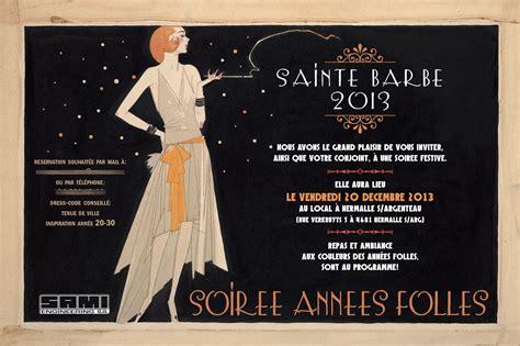 portfolio invitation sainte barbe 2013 inkonic
