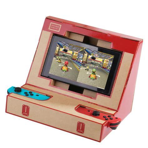 2018 Hot Diy Cardboard Game Rack Kit Arcade Support