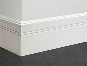 Fußleisten Weiß Holz : fu leisten holz berliner profil wagner sockelleiste boden pinterest haus ~ Markanthonyermac.com Haus und Dekorationen