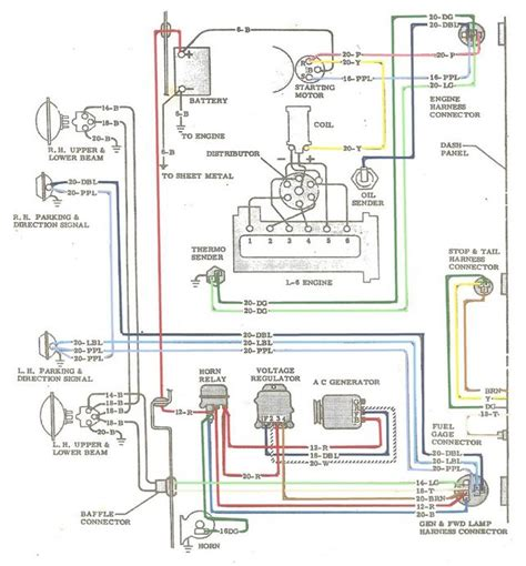 63 Chevy Headlight Switch Wiring Diagram by Name 64 Wiring Page1 1 Jpgviews 4591size 63 8 Kb