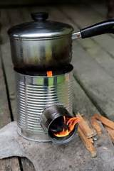 Diy Wood Camp Stove Pictures