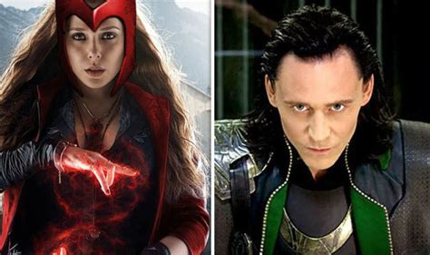 Avengers 4 Will Loki And The Scarlet Witch Get Their Own