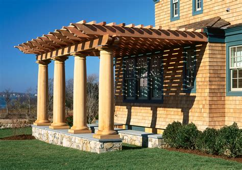 pictures of pergolas pergolas landscaped vignettes