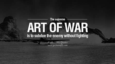 art  war intelligence quotes quotesgram