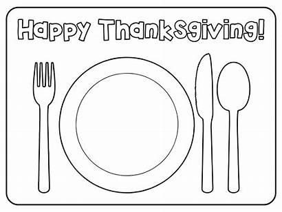 Thanksgiving Placemats Printable Turkey Coloring Printablee Placemat