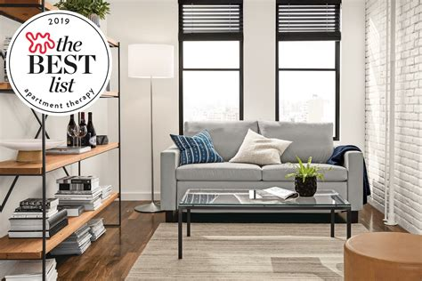 Sleeper Sofa Apartment Therapy by The Best Sleeper Sofas Sofa Beds Apartment Therapy