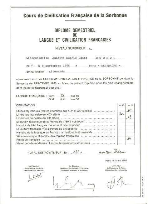 certificat deutsche uebersetzung