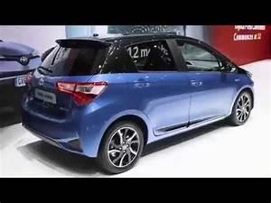 Essai Toyota Yaris Hybride 2018 : toyota yaris hybrid 2018 teaser youtube ~ Medecine-chirurgie-esthetiques.com Avis de Voitures